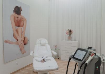 Hairfree PLUS Behandlungszimmer